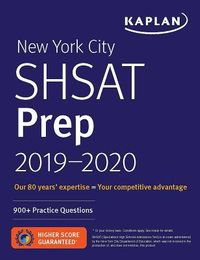 New York City SHSAT Prep 2019-2020