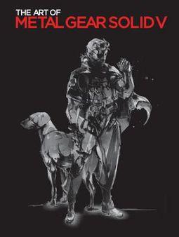 The Art of Metal Gear Solid 5 by Konami (COR)