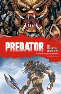 Predator the Essential Comics 1