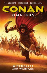 Conan Omnibus 7