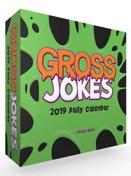 Gross Jokes 2019 Daily Calendar