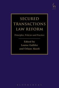 Secured Transactions Law Reform