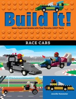 Build It! Race Cars