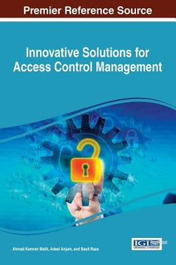 Innovative Solutions for Access Control Management