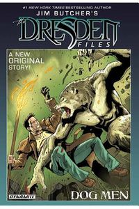 Jim Butcher's the Dresden Files Dog Men 1