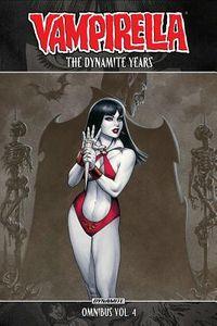 Vampirella the Dynamite Years Omnibus 4