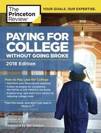 Paying for College Without Going Broke 2018
