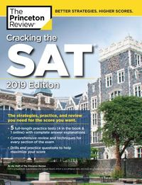 Cracking the Sat With 5 Practice Tests 2019
