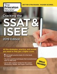 The Princeton Review Cracking the Ssat & Isee 2019