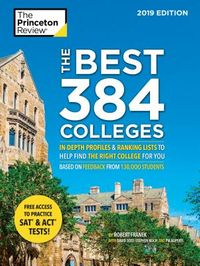 The Princeton Review The Best 384 Colleges 2019