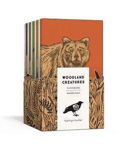 Woodland Creatures Set