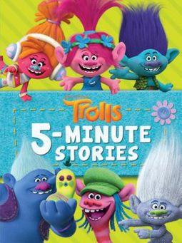 Trolls 5-Minute Stories