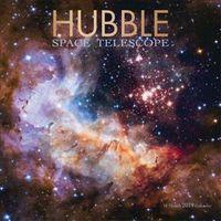 Hubble Space Telescope 2019 Calendar