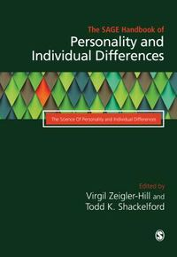 The SAGE Handbook of Personality and Individual Differences