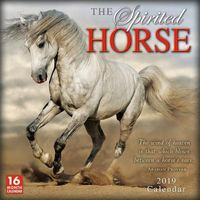The Spirited Horse 2019 Calendar
