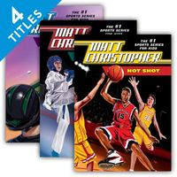 Matt Christopher The #1 Sports Series for Kids Set