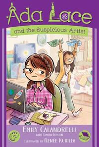 Ada Lace and the Suspicious Artist