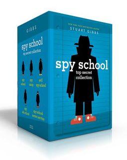 Spy School Top Secret Collection