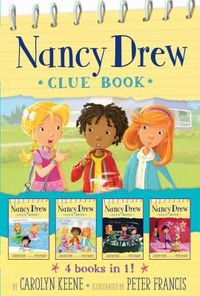 Nancy Drew Clue Book Set