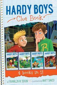 Hardy Boys Clue Book Set