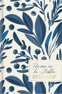 Un a?o en la Biblia, floral / A year in the Bible, floral
