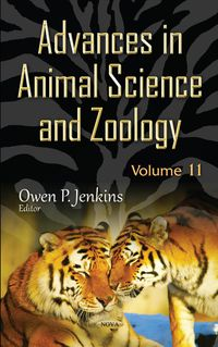 Advances in Animal Science and Zoology