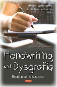 Handwriting and Dysgrafia