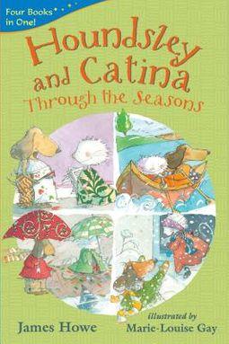 Houndsley and Catina Through the Seasons