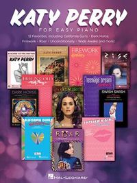 Katy Perry for Easy Piano