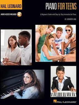 Hal Leonard Piano for Teens Method