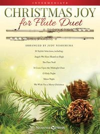 Christmas Joy for Flute Duet