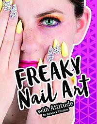 Freaky Nail Art With Attitude