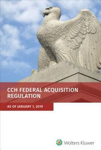 Federal Acquisition Regulation Far As of January 1, 2019