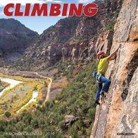 Climbing 2019 Calendar