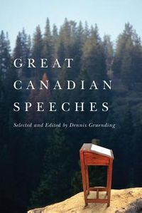 Great Canadian Speeches