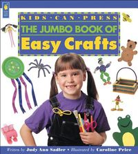 Jumbo Book of Easy Crafts