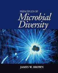 Principles of Microbial Diversity