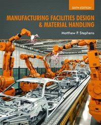 Manufacturing Facilities Design & Material Handling