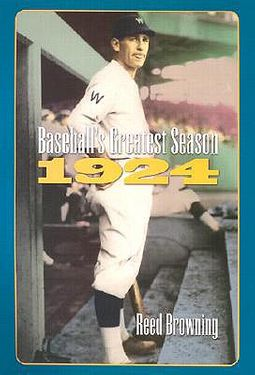 Baseball's Greatest Season, 1924