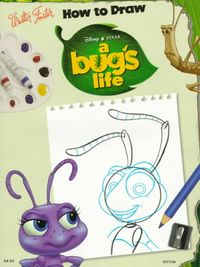 How to Draw a Bug's Life