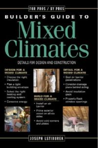 Builder's Guide to Mixed Climates
