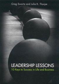 Leadership Lessons