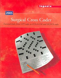 Surgical Cross Coder 2005