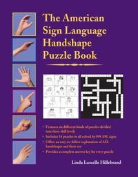 The American Sign Language Handshape Puzzle Book