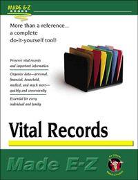 Vital Record Keeping