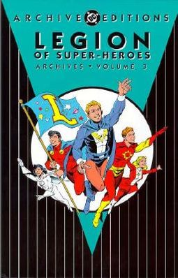 Legion of Super-heroes Archives 3