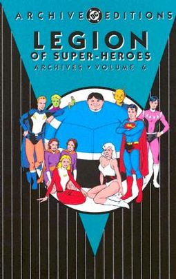 Legion of Super-heroes Archives 6