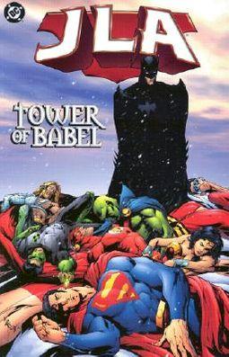 JLA Tower of Babel