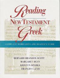 Reading New Testament Greek