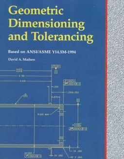 Geometric Dimensioning And Tolerancing Book